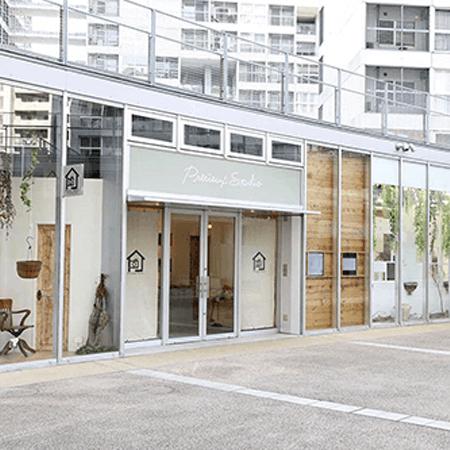 プレシュスタジオ豊洲店の外観
