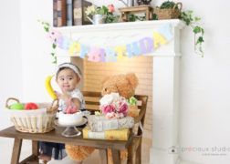 お誕生日記念写真
