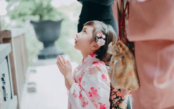 プレシュスタジオ鎌倉鶴岡八幡宮前店限定 神社出張撮影 七五三