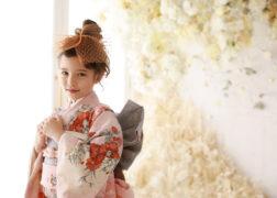 豊洲女の子着物