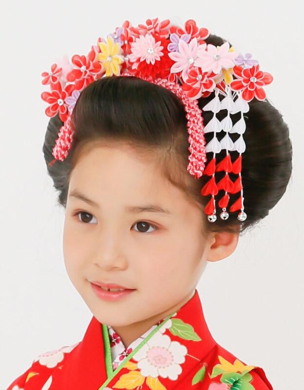 日本髪髪飾り