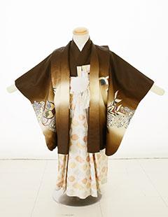 プレシュスタジオ七五三着物レンタル 羽織袴