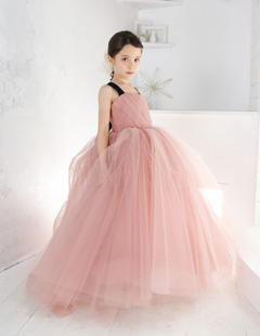 プレシュスタジオ レンタルドレス ピンク