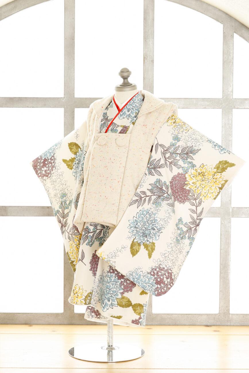 西宮夙川3歳女の子着物