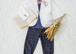 プレシュスタジオ豊洲店 男の子レンタル衣装110cm 洋装